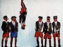 """Heinz Morstadt zeigt sein Werk """"Bermuda Jungs"""""""