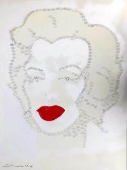 Monroe, 80x60 cm