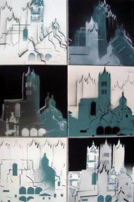 """Heinz Morstadt zeigt sein Werk """"Siena"""""""