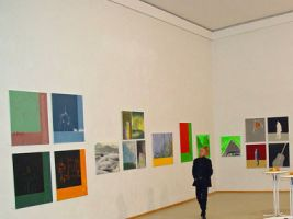 Lucca M Ausstellung