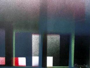 """Heinz Morstadt zeigt sein Werk """"Durchblicke"""""""